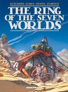 The Ring of the Seven Worlds Cover