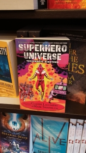 Superhero Universe Cover